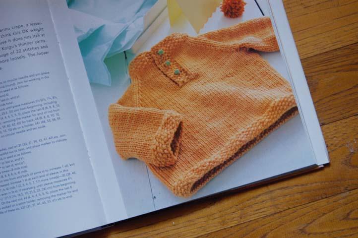 Pink knitting 6