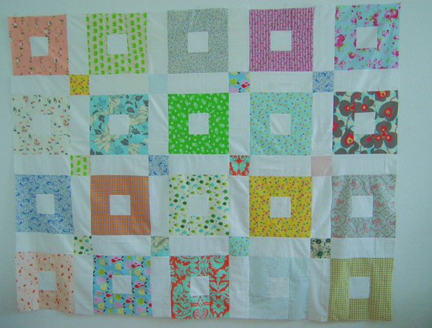 Birttday quilt cover