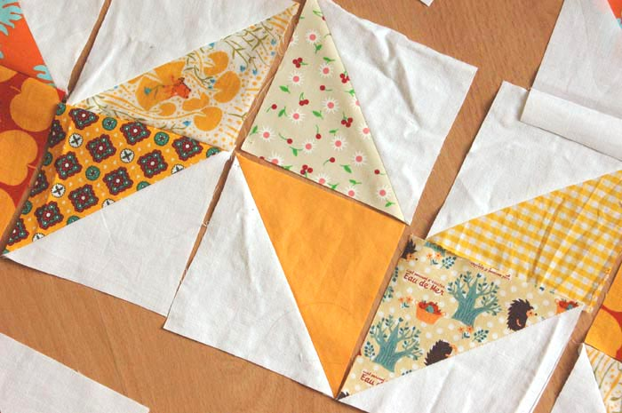 Quilting_yellows